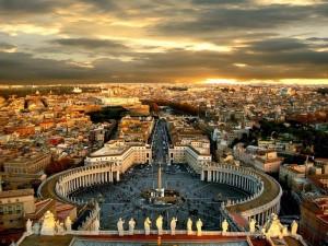 Рим наши дни