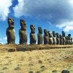 Каменные идолы