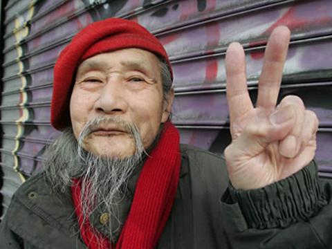 Японцы долгожители.