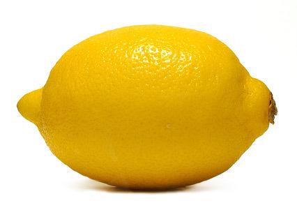 Самый большой лимон