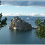 Синее море в Тайге – Байкал. Река Ангара.