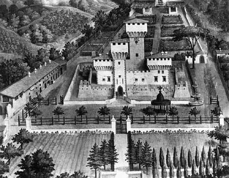 Европейские замки