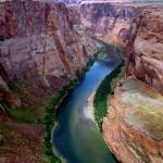Что представляет собой Большой каньон Колорадо?
