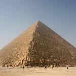 Почему египтяне строили пирамиды? Пирамида Хеопса.