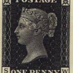 История создания марок. Первые марки