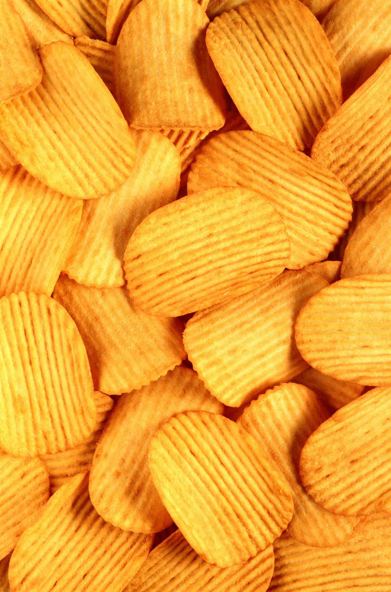 История чипсов. Кто придумал чипсы?