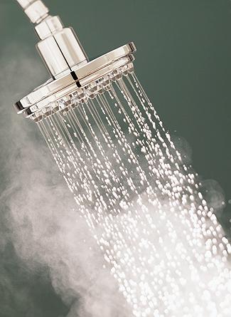 Кто придумал душ? Первый душ