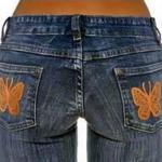История джинс. Первые джинсы