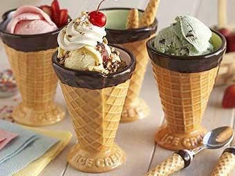 Знаете ли вы что мороженое в шоколаде