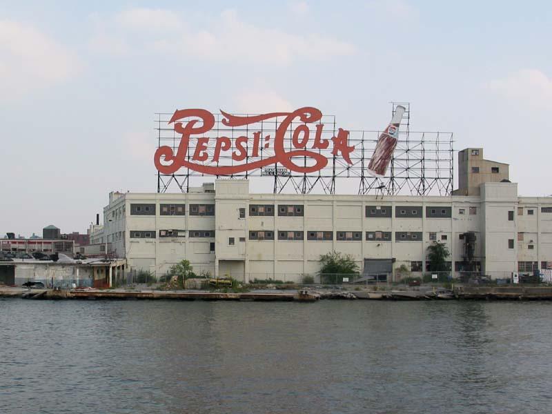 Кока-кола и пепси-кола. История