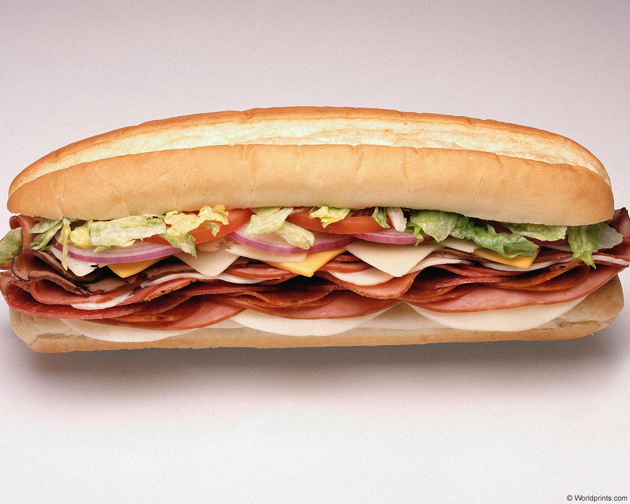 История сэндвича