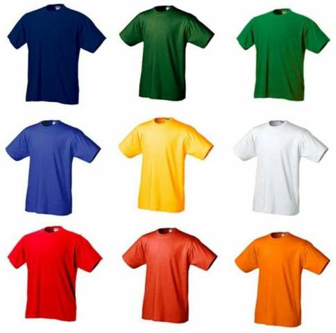 История футболки