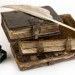 История древней книги. Первые книги