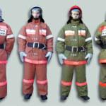 Оборудование и снаряжение пожарных