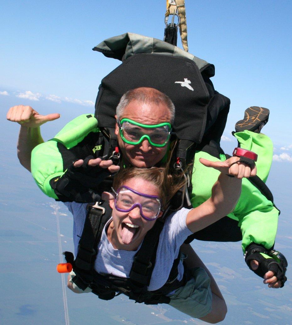 Воздушные виды спорта