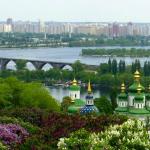 Киев, Одесса и Львов