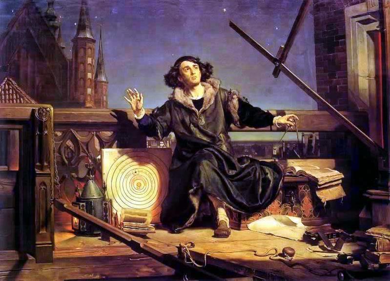 Открытие Коперника