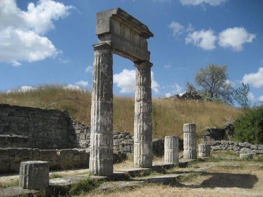 Античные колонии