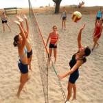 История волейбола
