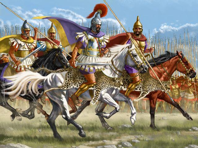Древняя Македония