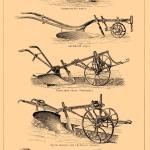 Изобретения в сельском хозяйстве. Древний плуг