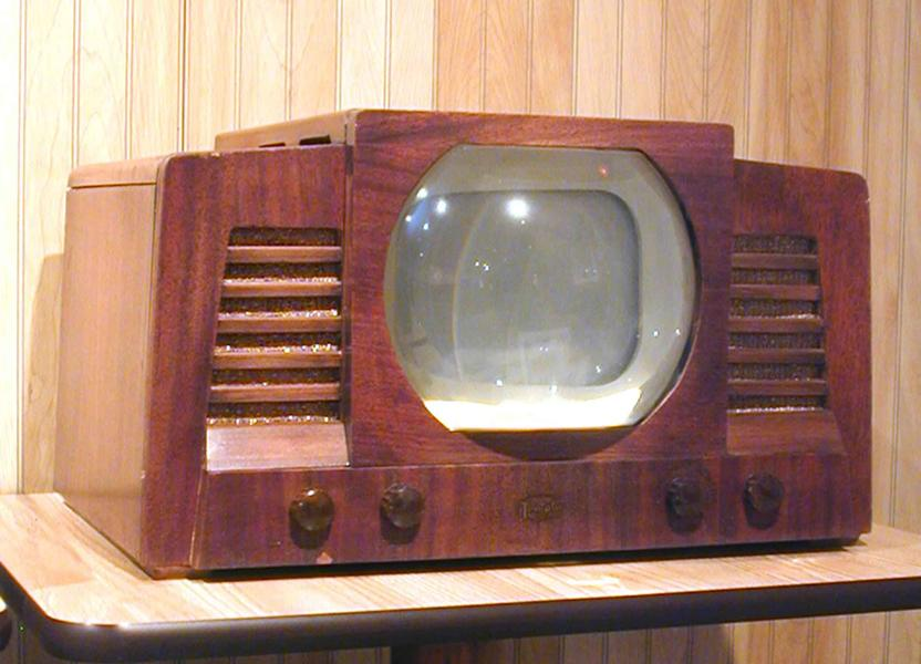 Изобретение телевидения