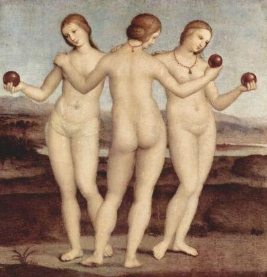 Три Грации - Рафаэль