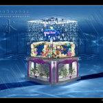 Современный морской аквариум – оформление, дизайн, декорации
