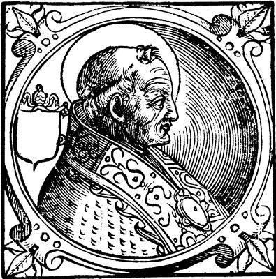 Григорий Великий – Папа Римский с 590 по 604 год