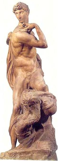 Микеланджело Ренессанс