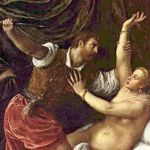 "Как Тициан изобразил упадок Венеции? ""Тарквиний и Лукреция"""