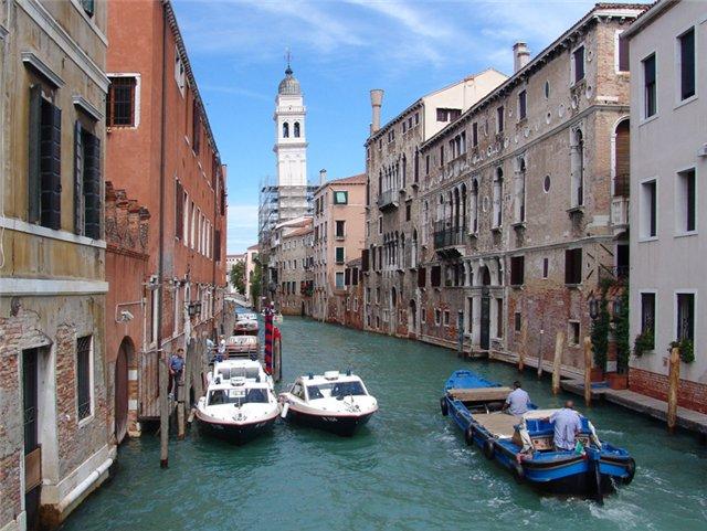 Венеция в средние века