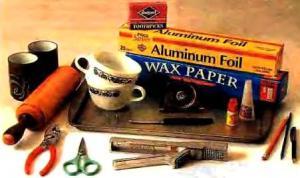 Инструменты и методы лепки из глины