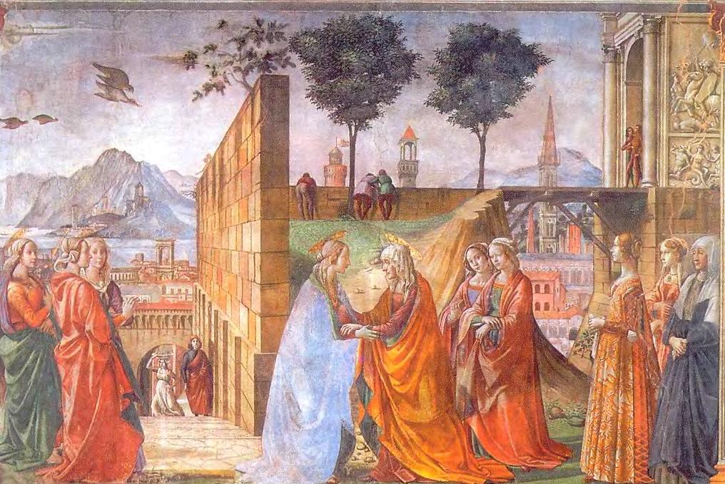 Встреча Марии с Елизаветой