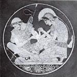 Кто слыл храбрейшим у греков и троянцев? Гектор и Ахилл