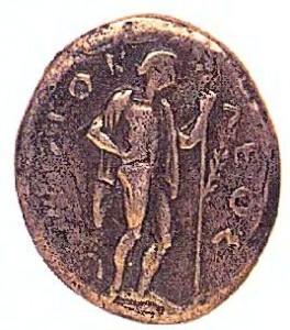 Фемистокл монета
