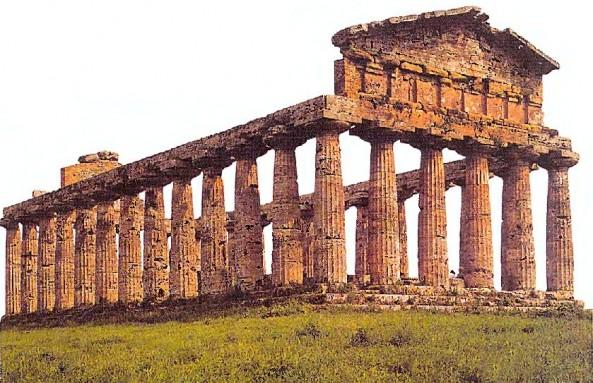 Храм Деметре или Афине