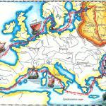 """Что такое путь """"из варяг в греки""""?"""