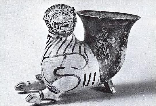 Древнегреческий сосуд для питья