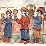 Как князь Олег ходил на Царьград? Вещий Олег