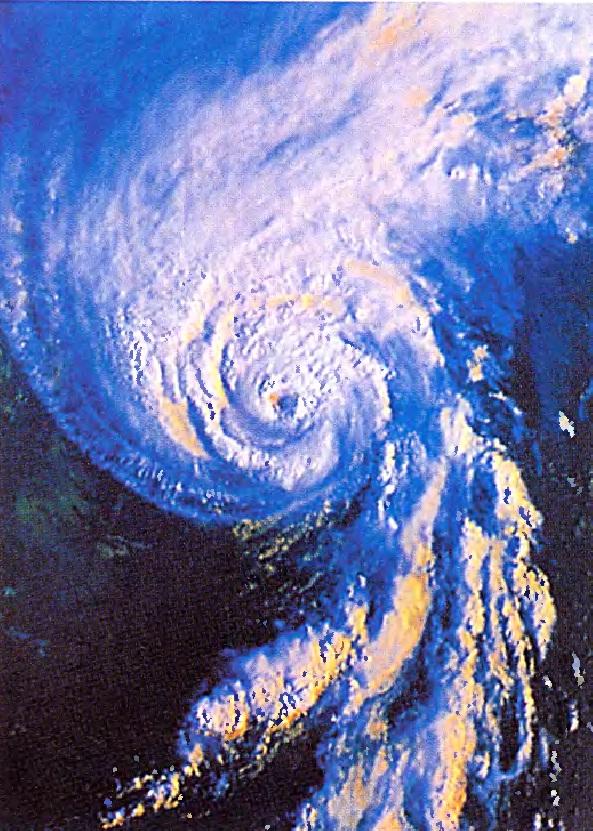 Глаз циклона