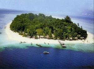 Материковые острова