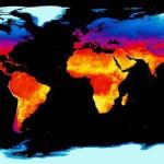 Суточный ход температуры поверхности