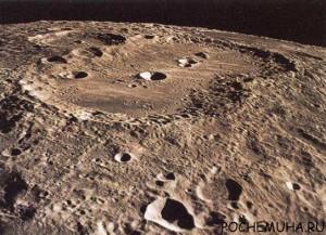 Возраст пород лунной поверхности