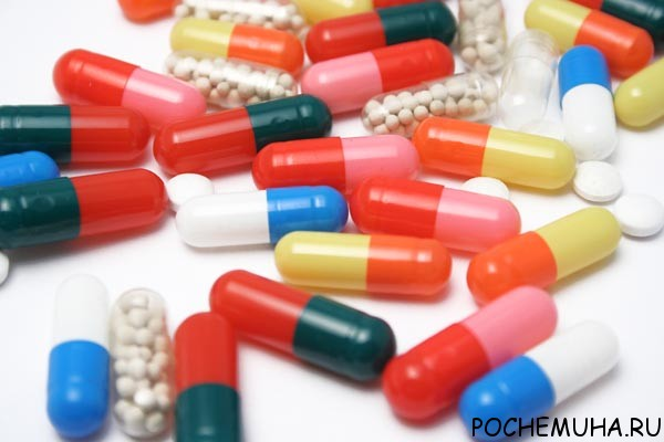Антибиотики и противоречия