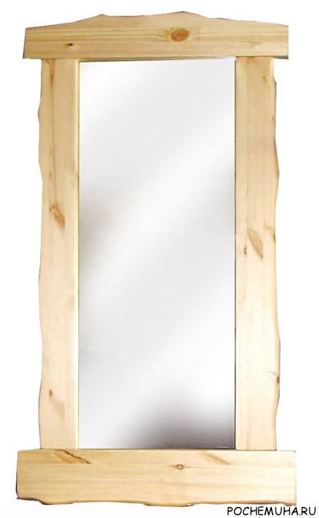 Почему зеркало отражает?