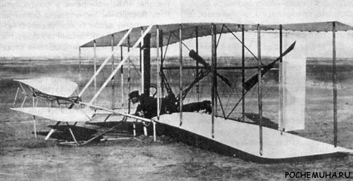 Изобретение самолета