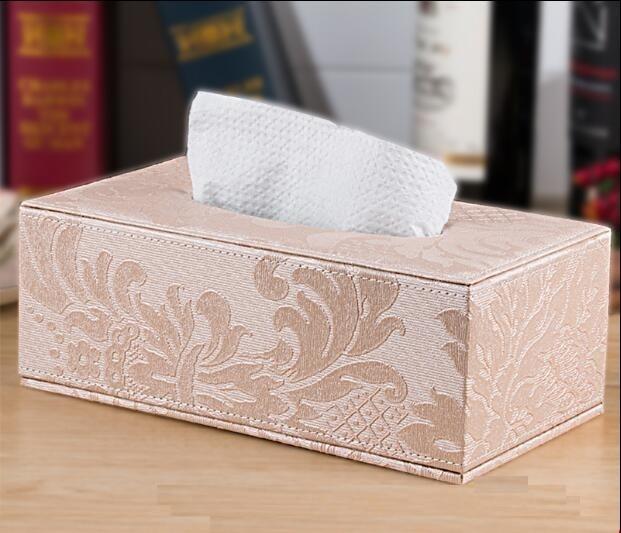 Чехол коробки для салфеток