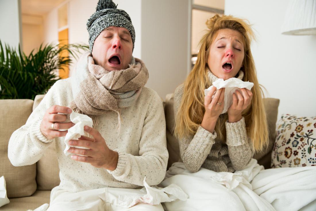 Как не простудиться?