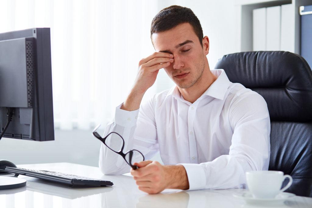 Как уберечь зрение, работая за компьютером